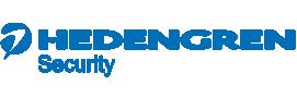 Hedengren yhtiön logo