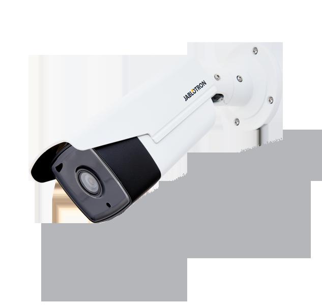 Kuva Jablotron kameravalvontajärjestelmästä