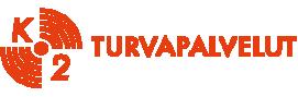 K2 Turvapalvelut yrityksen logo
